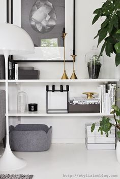 The Paper Mulberry: || FRESH START | INTERIOR ACCENTS