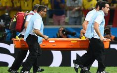 Neymar and Brazil in Pain Over World Cup Fracture