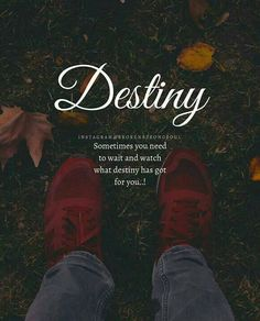 Inspirational Positive Quotes Destiny is part of Destiny quotes - Leading Quotes Magazine & Database, Featuring best quotes from around the world True Feelings Quotes, Truth Quotes, People Quotes, Attitude Quotes, Best Quotes, Life Quotes, Badass Quotes, Quotes Destiny, Meaningful Quotes