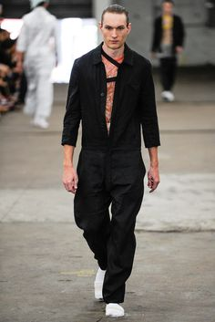 Siki Im Spring 2014 Menswear Fashion Show