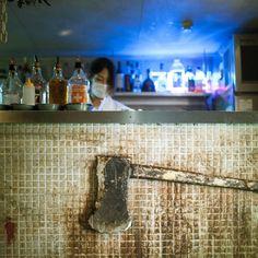 Alcatraz E.R. : un restaurant à thème pas comme les autres, Japon