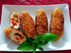 Pomysły na niedzielny i świąteczny obiad! - Blog z apetytem Breakfast Lunch Dinner, Hot Dog Buns, Poultry, Baked Potato, Sausage, Food And Drink, Favorite Recipes, Yummy Food, Bread