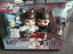 Bratz Babyz Twiins (Twins Twinz Twiinz) Roxxi and Phoebe - New in Box