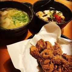#ワンタン#ラーメン#お茶漬け#梅#唐揚げ#鳥#焼き鳥#肉#葱#foodstagram#likeforlike#라면#치킨#국#밥#구이#먹#먹스타그램#일본#JAPAN#お腹空いた#dinner#Daily#thankyou#love#self#アプリ#picture#pictures