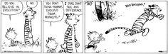 Hobbes on evolution