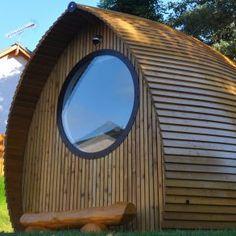 Aviemore pods | Cairngorms National Park Cairngorms National Park, Beautiful Hotels, Hobbit, Gazebo, Scotland, National Parks, Pottery, Romantic, Unique