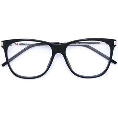 Marc Jacobs square frame glasses ($245) ❤ liked on Polyvore featuring accessories, eyewear, eyeglasses, black, unisex glasses, square frame glasses, marc jacobs eye glasses, square frame eyeglasses and marc jacobs eyewear