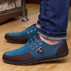 Checked Color Block Casual Shoes #>=#>=#>=#>=#> Click on the pin to check out discount price, color, size, shipping, etc. Save and like it!