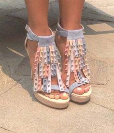 Luna Tan Shoes Styles