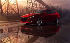 Dodge will be unveiling the 2013 Dodge Dart GT at the Detroit Auto Show, beginning next week. The all-new Dodge Dart is a thoroughly modern vehicle thats beautifully designed and crafted....