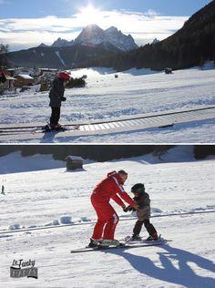 Scuola-sci-bambini Val Pusteria