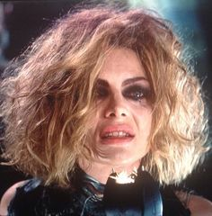 Michelle Pfeiffer as Catwoman in the movie Batman Returns.