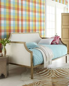 Lily Pulitzer daybed
