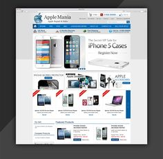 Online Shoping Store (Magento) By eStore Services  Kindly visit our Website: http://www.estore-services.com/ecommerce-website-designs.html
