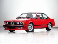 1986–88 BMW M6 (E24)