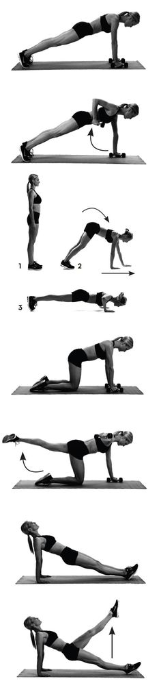 Get flat abs fast with these calorie-torching moves