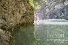 http://fineartamerica.com/featured/barcis-waters-zulma-mace.html #Zulma #Italy #Barcis #Water