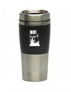 Tard Grumpy Cat NO Coffee Mug #top10 #top10bestpro #stainlesssteeltravelmug #reviews #product