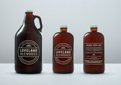 Loveland Ale Works Growlers