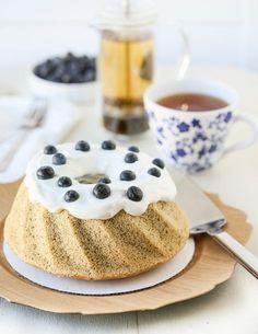 Earl Grey Chiffon Cake | Thirsty For Tea