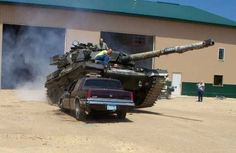 Would You Drive a Tank For Fun? http://coolpile.com/rides-magazine/would-you-drive-a-tank-for-fun/ via @CoolPile $749