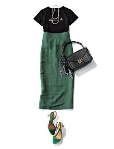 Pin by Anna Phan on Outfit in 2019 Japan Fashion, Work Fashion, Skirt Fashion, Fashion Outfits, Womens Fashion, Casual Outfits, Summer Outfits, Inspiration Mode, Japanese Outfits