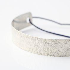 lace print バングル 02