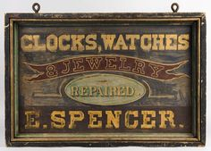 antique trade signs - Google Search