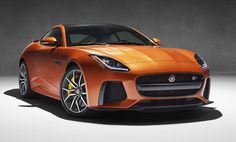 Jaguar's F-Type SVR