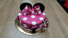 Sims Cake Shop: Bolo de aniversário da Minnie