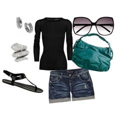 POLYVORE - also I think most of us are a little overweight, so I am sharing this... I saw this on TV and I have lost 26 pounds so far pretty quickly too http://hcgtrim4summer.com