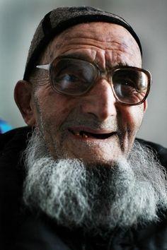 Safarbek, age 98, from Kyrgyzstan
