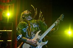 Zoltan Bathory from Five Finger Death Punch