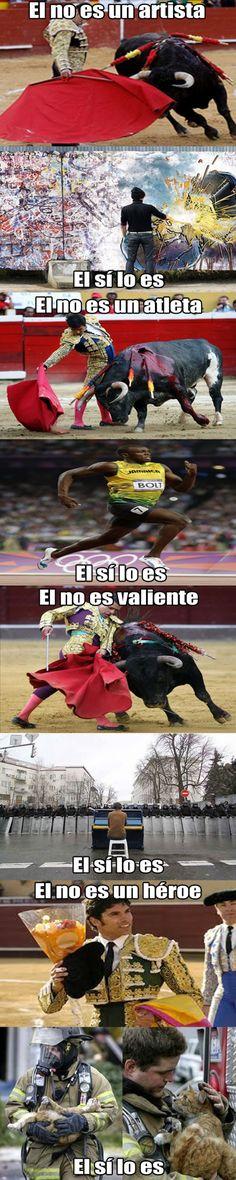 Meme_otros - Y esto es lo que opino de los toreros