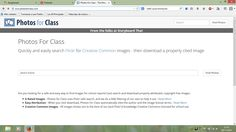 #storytelling_INTEF. Photos For Class from Flicker and Creative Commons. Module 1