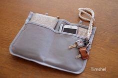Sack Bag, Purse Organization, Fabric Bags, Sanya, Diy And Crafts, Pouch, Purses, Sewing, Organizations
