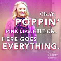 """S3 Ep10 """"Young & No More Therapy"""" - The moment of truth! #YoungandHungry #SpringFinale"""