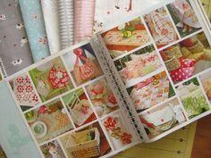 With Fabric and Thread - Joanna Figueroa