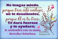 Dios es el capitán de mi vida... :)