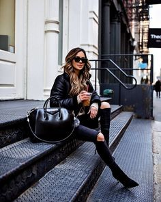 8d88c24c2a Shop the Look from MiaMiaMine - ShopStyle Autumn Street Style