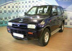 ~   AUTOMÓVILES   MELLI Ocasión, Todo Camino, Nissan Terrano, con Motor Diesel 2.7c.c Tipo TD de Cambio Manual, Pintura Color AZUL.