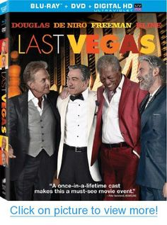Last Vegas (Two Disc Combo: Blu-ray / DVD   UltraViolet Digital Copy)