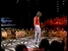 Andy Gibb onThe Osmond Family Valentine Special - YouTube