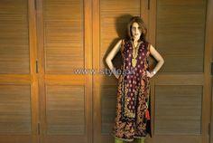 Nadia Farooqui Spring Summer Dresses 2014 For Women 6