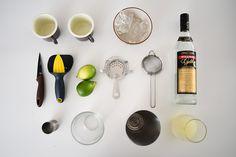 Moscow Mule Ingredients