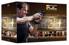 24: The Complete Series/24: Live Another Day [DVD]