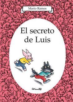 """Cuento El secreto de Luis: Luis, el joven lobo, acaba de llegar a un colegio para cerditos. Todos lo observan: """"Da un poco de miedo, parece malo, seguro que huele mal…"""", murmuran. Luis está solo y parece triste. ¿Cómo conseguirá hacerse un hueco en este mundo de cerditos? Fantasy Quotes, The Four Loves, This Is My Story, Frank Zappa, Still Love You, Smile Because, What To Read, Children's Book Illustration, How To Fall Asleep"""