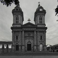 Catedral de Nuestra Señora del Socorro, Colombia by Adam Rainoff on 500px