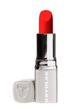Highlight fürs Braut-Make-up: Lippen in intensive Farbe tauchen