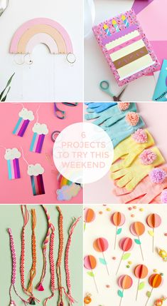FRIDAY FAVOURITES #77 & A BLOGGING BREAK Craft Projects, Projects To Try, New Crafts, Happy Friday, Chloe, Blogging, Valentines, Diy, Decor